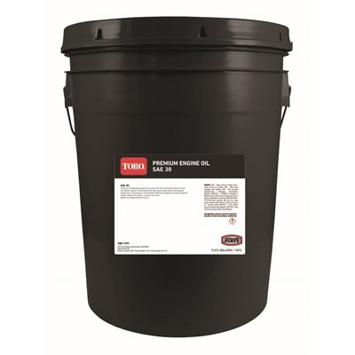 Toro Premium Engine Oil SAE 30