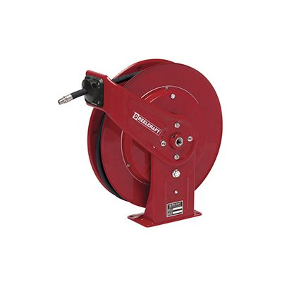 "HEAVY DUTY MEDIUM PRESSURE HOSE REEL - 1 / 2"" X 50'"